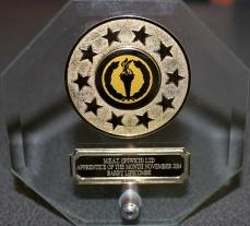 MEAT (Ipswich) Ltd Award