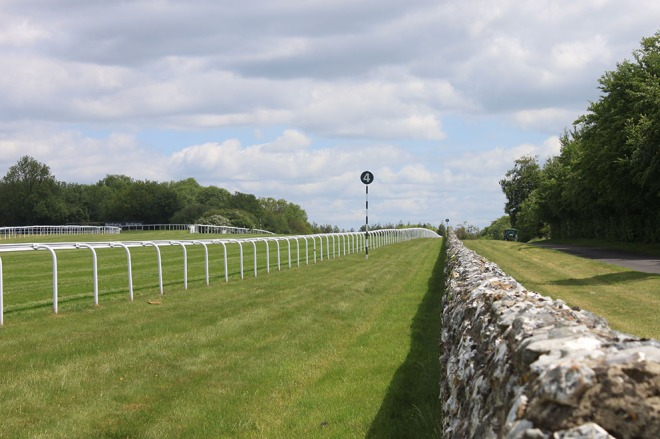 Goodwoods Racecourse held within Home Farm Estate