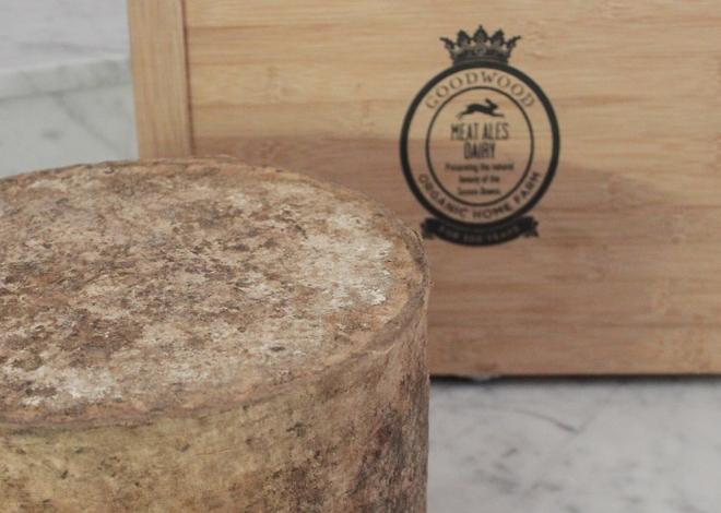 Award winning Charlton - hard cheese