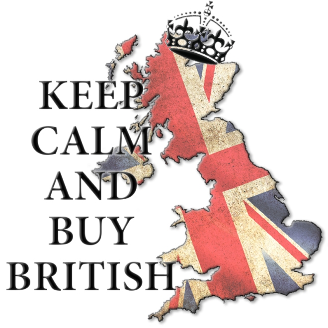 Buy British Food Fortnight