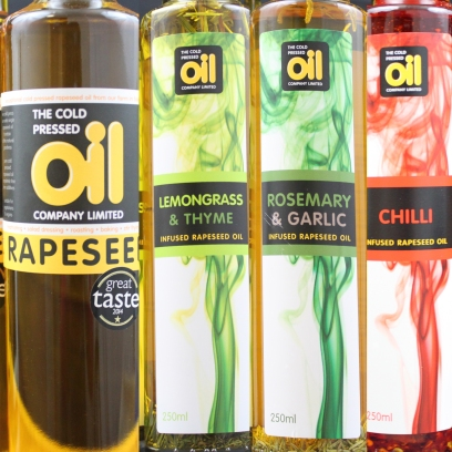 Cold Pressed Oil Company Ltd
