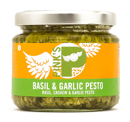Basil-Garlic-Pesto
